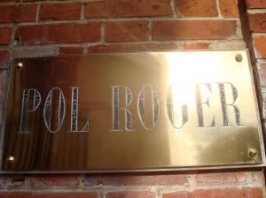 Pol Roger@Epernay